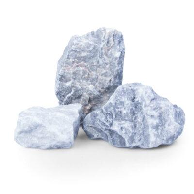 Füllung für Gabionen Kristall Blau