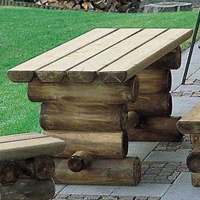 Holztisch Sauerland Tisch