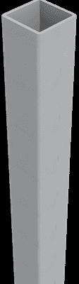 Alupfosten einbetonieren GroJa zum Aufdübeln oder Einbeonieren