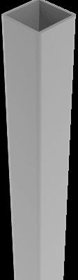 Aluminiumpfosten