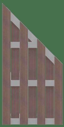 pgd-grojasolid_fertigzaun-zaunelement-sichtschutzzaun-fertig-braun-180x90-90