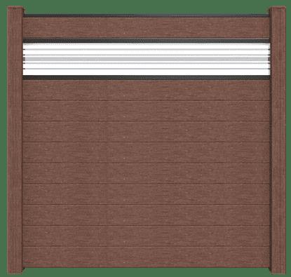 Steck Zaun Groja Solid