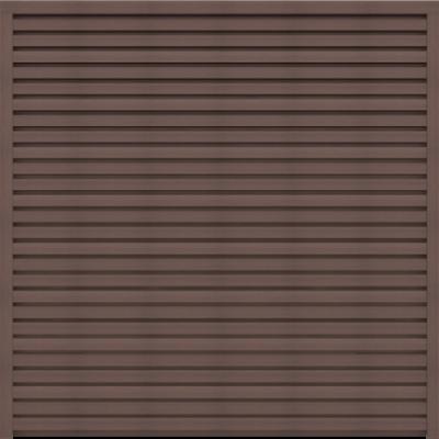 Sichtschutz schallhemmend Groja WPC Sombra