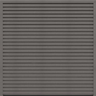 Zaunfeld Groja Sombra WPC grey
