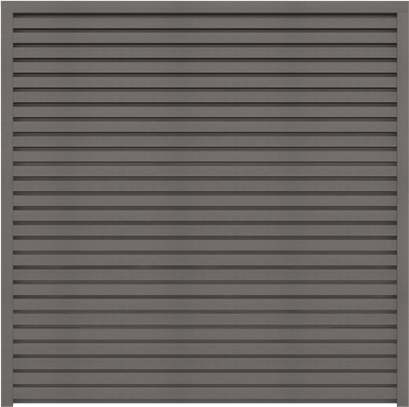 zaunfeld groja sombra wpc 180x180 stone grey gabione. Black Bedroom Furniture Sets. Home Design Ideas