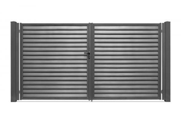 RS4159_DTMI23218DB703_01-metalltor-designtor-mimi-schmale-lamellen-2-flügelig