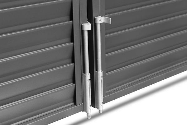 RS4165_miami-2fl-detail_05-designtor-metalltor-schmale-lamellen