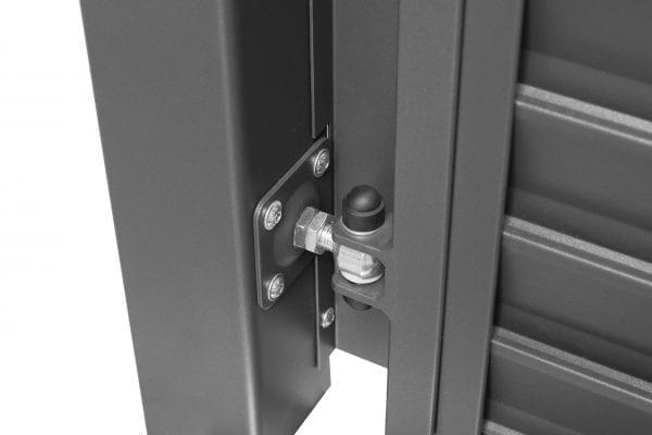 RS4166_miami-2fl-detail_06-designtor-metalltor-schmale-lamellen